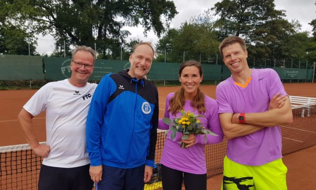 95 Jahre Tennis mit Herz und Seele in Flensburg